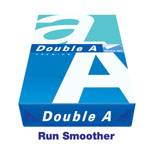 Double A Smoother Copy Paper A4 80Gsm White 500 Sheets