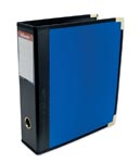 Esselte Supertuff Royal Blue Lever Arch Pvc Foolscap Folder